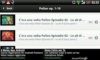 Screenshot of Pollon