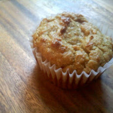 South Beach Diet P1 Peanut Butter Muffins