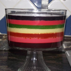 7-layer Jello