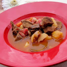 Winter Beef Stew