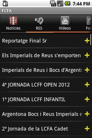 Fed. Catalana Futbol Americà