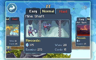 Screenshot of Spell Sword