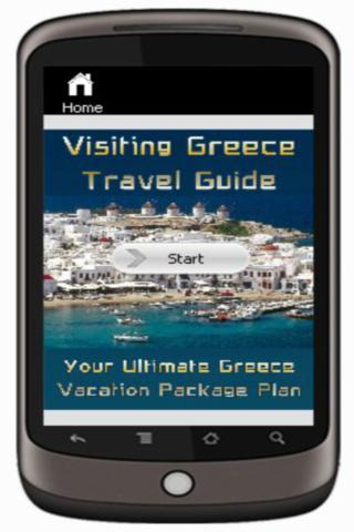 【免費書籍App】Visiting Greece Travel Guide-APP點子