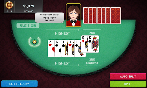 Pai Gow Poker - Empire Casino - screenshot