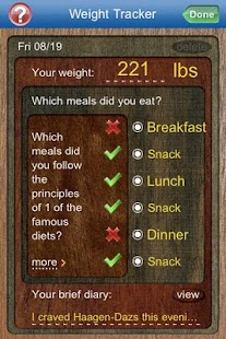 All Diets - screenshot