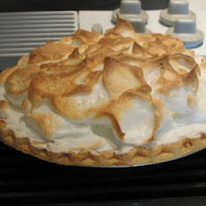 Sunset's Chunky Lemon Meringue Pie