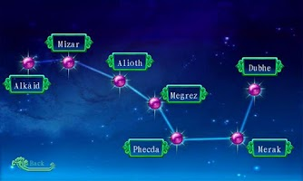Screenshot of Seven Stars 3D