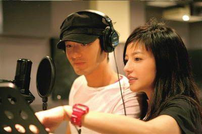 06.10.2008: Hoàng Hiểu Minh khó quên tình đầu Triệu Vy: Tôi sẽ yêu cô ấy trọn đời trọn kiếp.