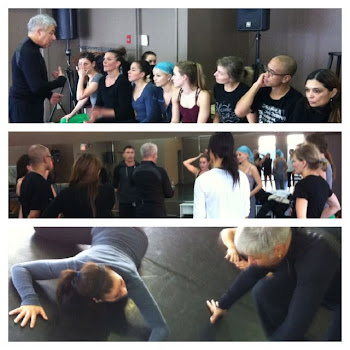 Peforming beyond Technique workshop