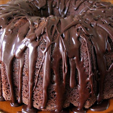 Chocolate Tunnel Fudge Cake