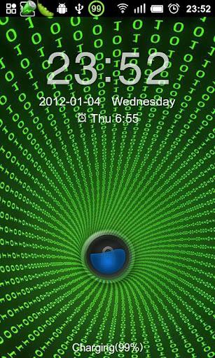Digital Future GO Locker Theme