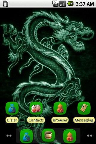 Majestic Dragon [SQTheme] ADW