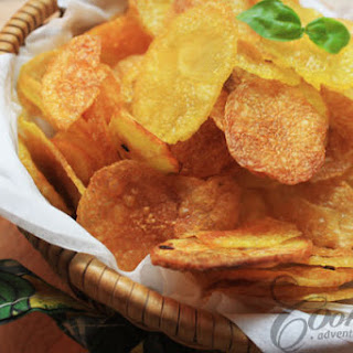Boiled Potato Chips Recipes
