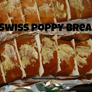 Poppy Seed Cheese French Bread Recipes