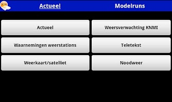 Screenshot of weermodellen