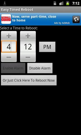 玩免費工具APP|下載Easy Timed Reboot app不用錢|硬是要APP