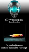 Screenshot of 3D Wavesounds