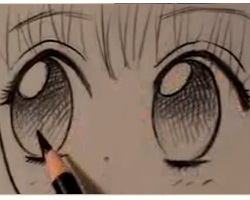 Screenshot of How to Draw manga