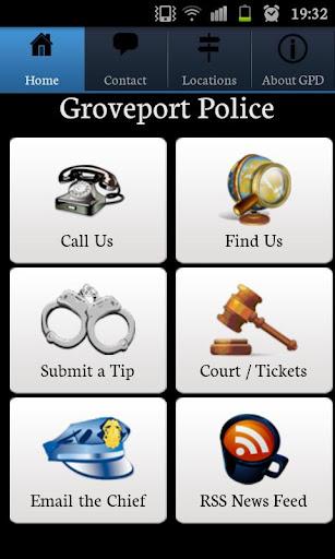 Groveport Police