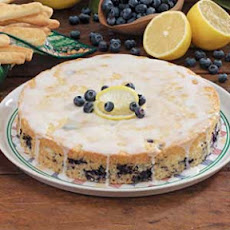Lemon Blueberry Coffee Cake Recipe