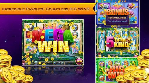 Slots Neverland: slot machines - screenshot