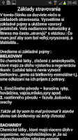 Screenshot of Cvič.sk