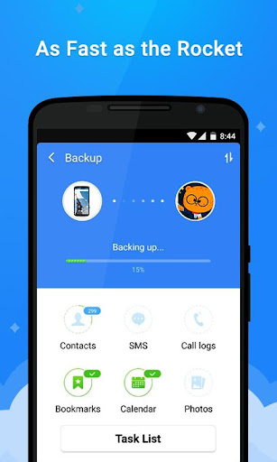 CM Backup - Safe,Cloud,Speedy For PC