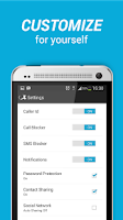 Screenshot of Caller ID & Block Calls, Texts