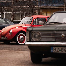 retro cars  by Făsui Alex - Novices Only Street & Candid