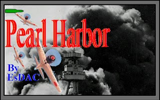 Screenshot of Pearl Harbor