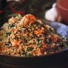 Fried Rice with Thai Basil (Khao Pad Bai Kraprow)