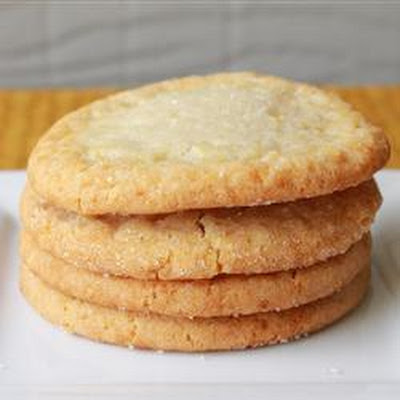 Chewy Sugar Cookies