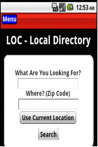 LOC - Local Directory
