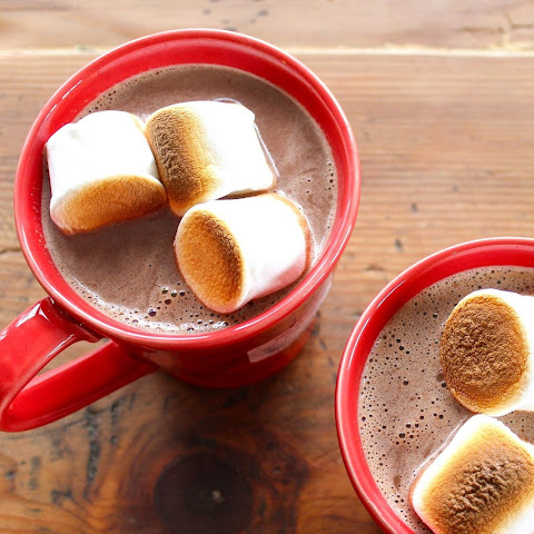 Spiked (or Not!) Nutella Hot Chocolate
