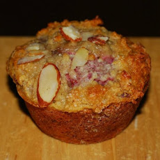 Melt-In-Your-Mouth Strawberry Muffins