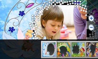 Screenshot of Cartoon Frames for Kids