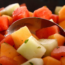 Triple Melon Fruit Salad Recipe