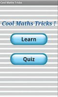 Screenshot of Cool Maths Tricks