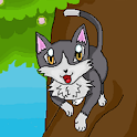 Cats in a Tree icon