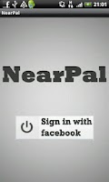 Screenshot of NearPal
