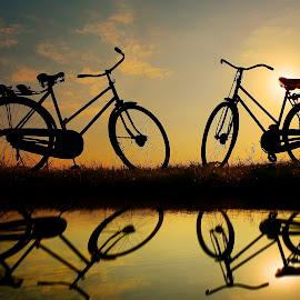 pit jengky loro by Wartono Kumpulono - Transportation Bicycles