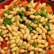 Barley Bean Salad