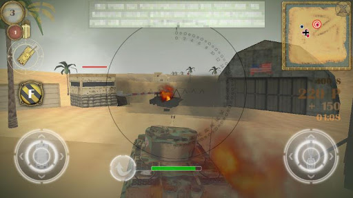 BATTLE KILLER TIGER 3D - screenshot