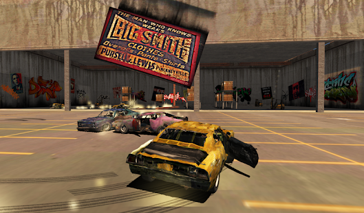 Total Destruction Derby Full 2.02 [Mod Money] APK