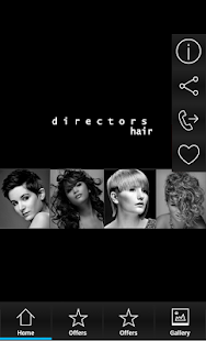 Directors Hair - screenshot