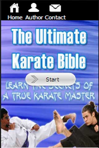 The Ultimate Karate Bible