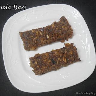 Homemade Granola Bars | Chewy Granola Bar | Healthy breakfast bars