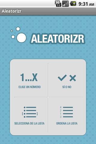 【免費娛樂App】Aleatorizr-APP點子