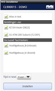 NVD Installateur - screenshot
