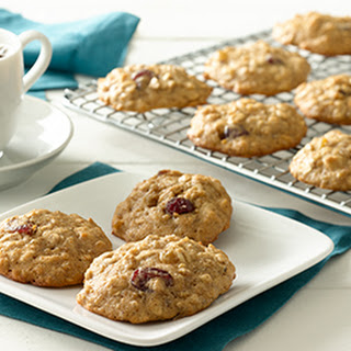 Maple & Brown Sugar Oatmeal Raisin Cookies